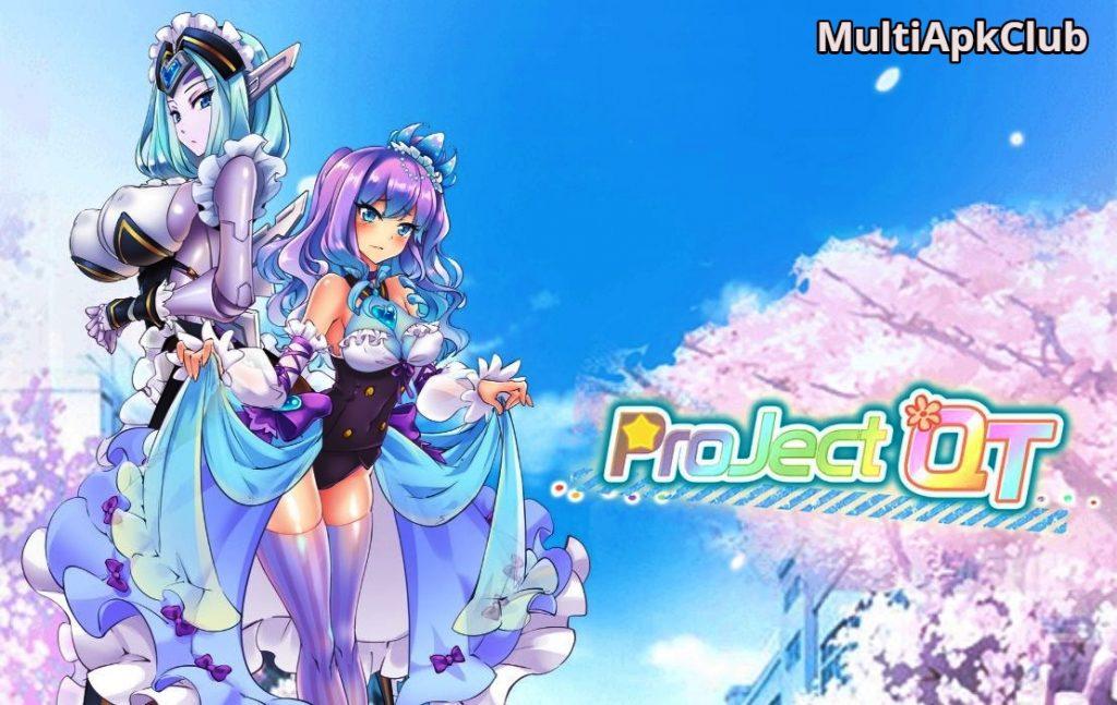 Project QT APK