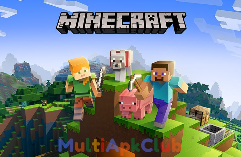 Minecraft Mod Apk 1 17 Cave Update Unlimited Minecon