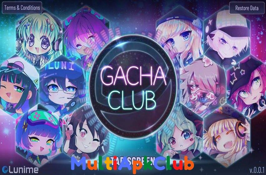 Gatcha Life Mod Apk