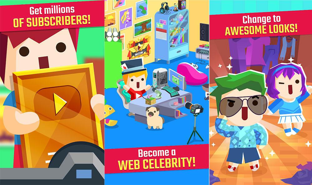 Vlogger Go Viral - Tuber Game Mod Apk