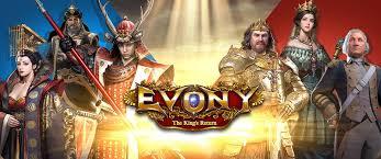 Evony: The King's Return Mod Apk