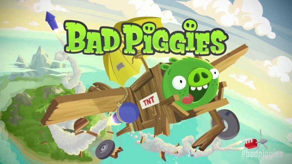 Bad Piggies HD MOD Apk