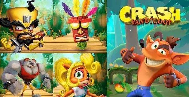 Crash Bandicoot Mod Apk