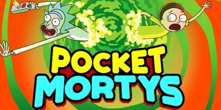 Rick and Morty Pocket Morty Mod Apk