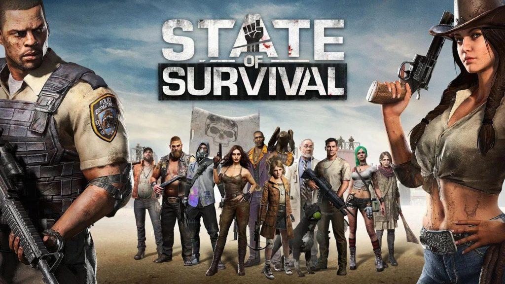 State of Survival Mod apk