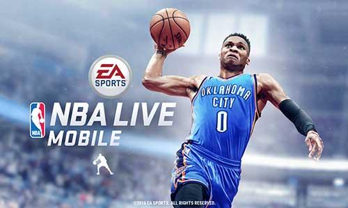 nba live mobile basketball mod apk