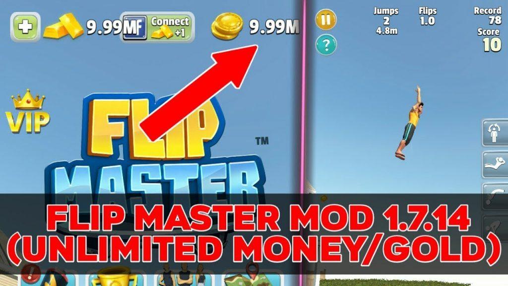 Flip Master MOD APK
