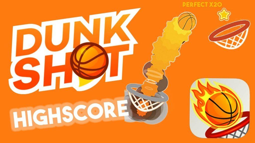 Dunk Shot Mod Apk