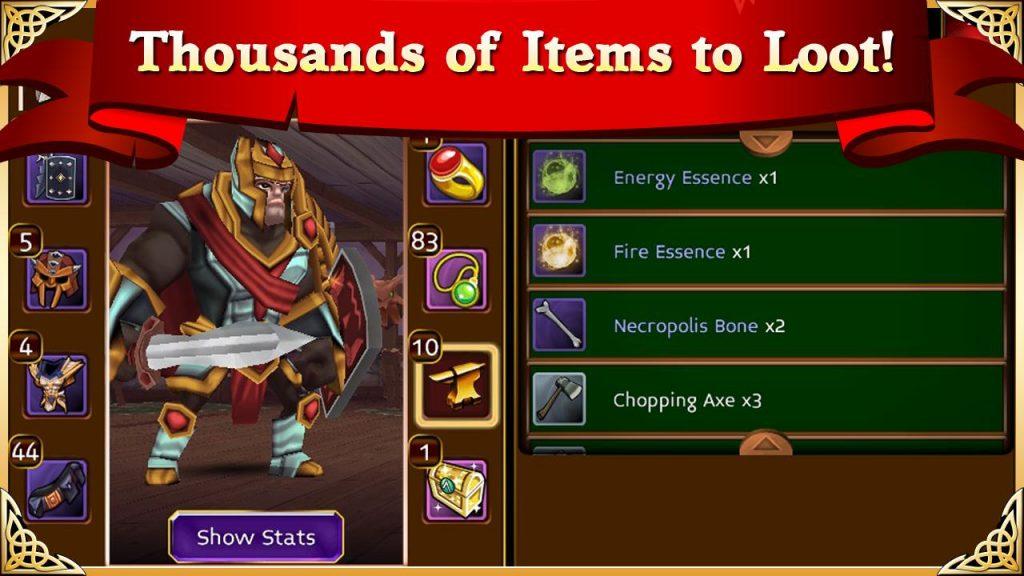 Arcane Legends Mod Apk