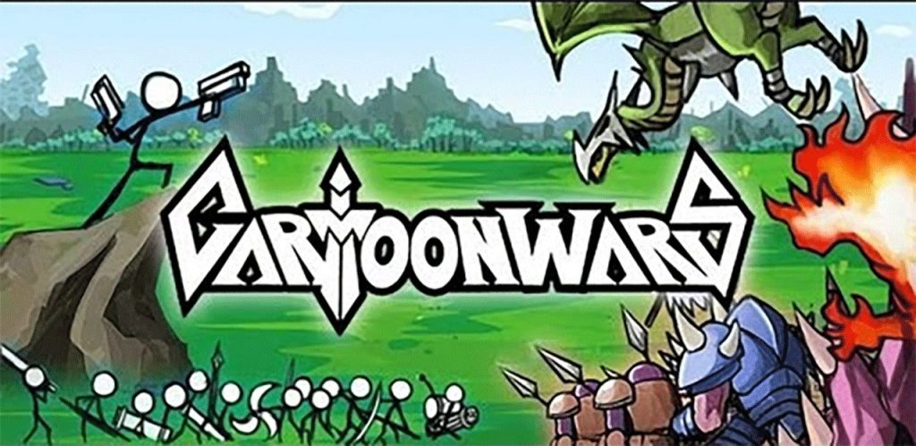 Cartoon Wars Mod Apk