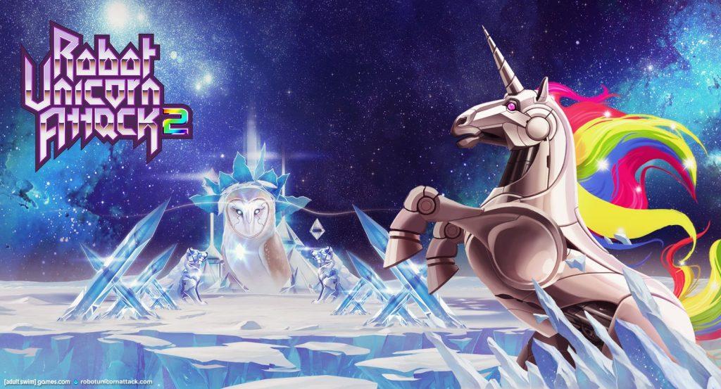 Robot Unicorn Attack 2 Mod Apk