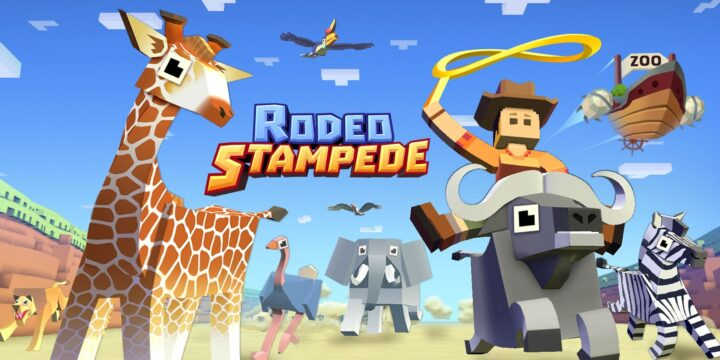 Rodeo Stampede MOD APK-