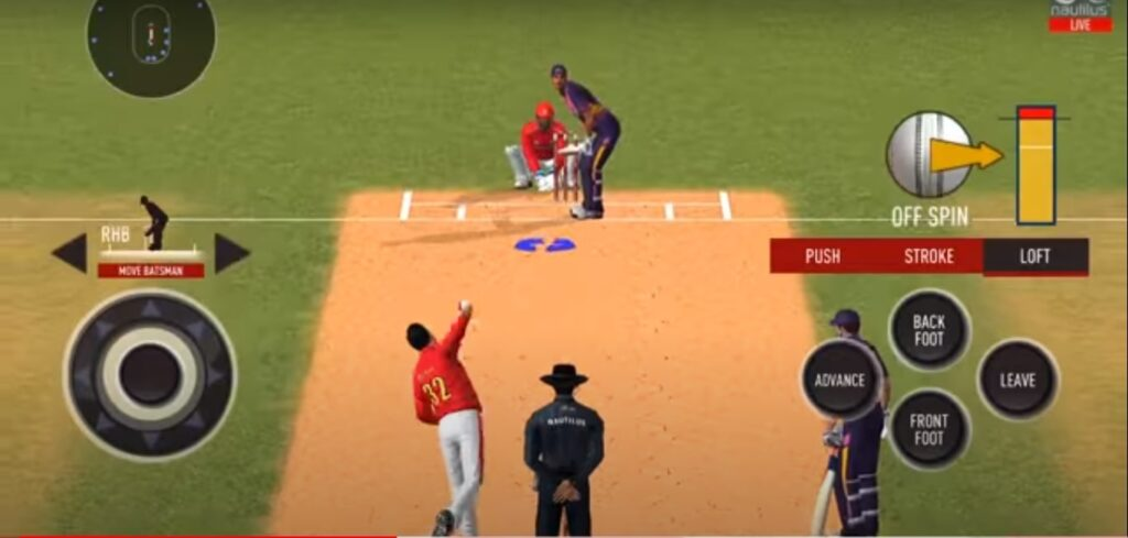 Real Cricket Mod Apk