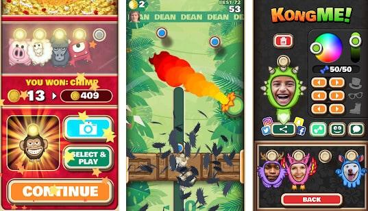Sling Kong MOD APK
