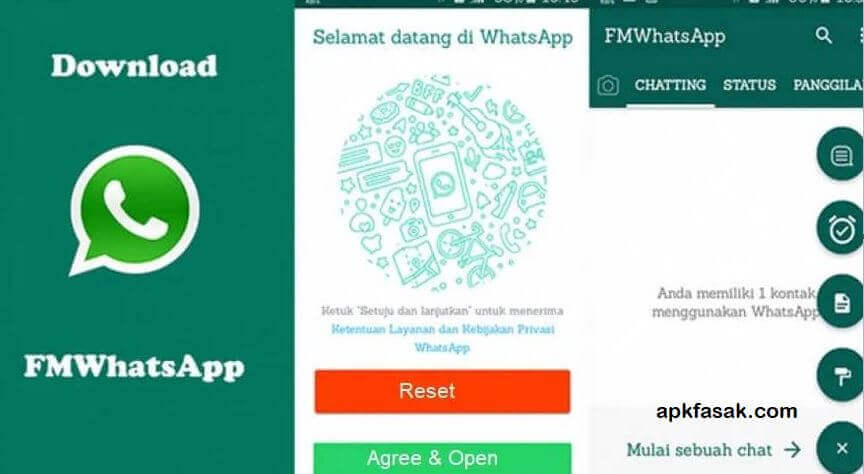 FM WhatsApp Mod APk