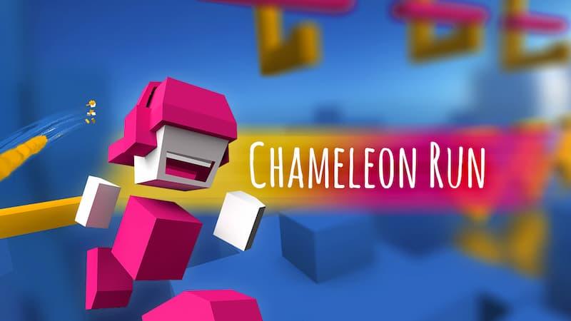 chameleon run mod apk