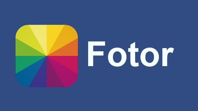 fotor photo editor mod apk