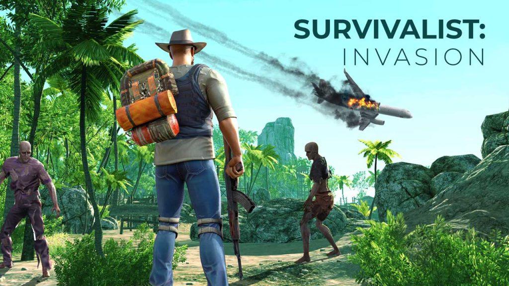 Survivalist: invasion MOD APK