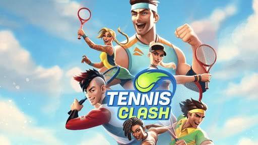 Tennis Clash Mod Apk