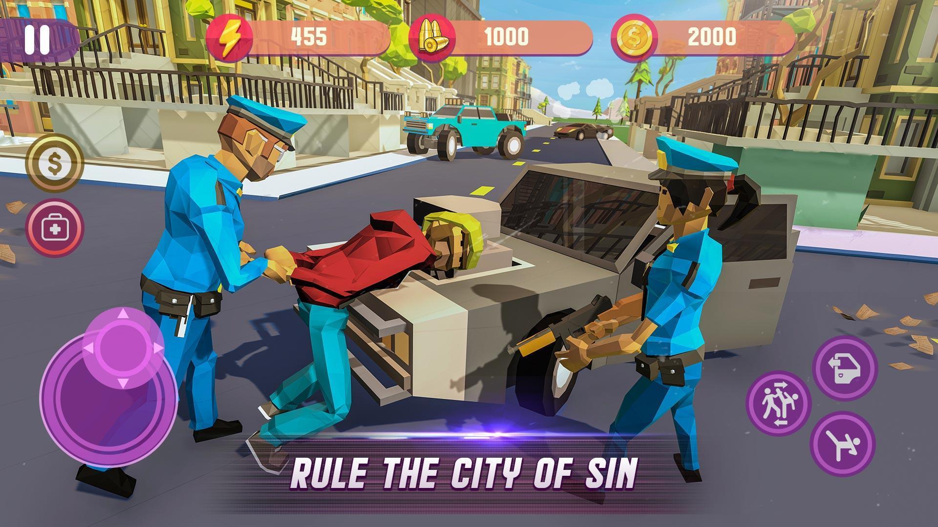Dude Theft Crime Mafia Gangster Mod Apk